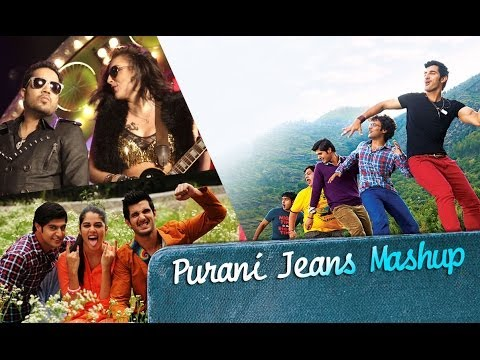 Purani Jeans - Songs Mashup - Remixed By Kiran Kamath video