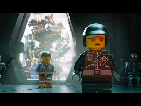 The LEGO Movie - Now Playing Spot 6