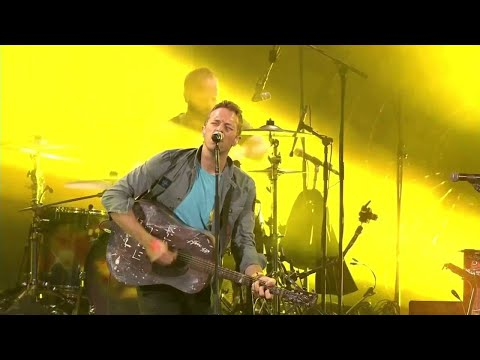 Coldplay - Yellow (Live, 2012)