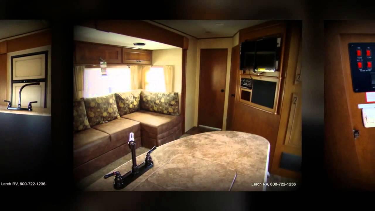 2014 Open Range Light Lt308bhs Bunk Model Travel Trailer