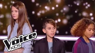 "Lou / Cyril / Dylan - ""Donne-moi le temps"" - (Jenifer) 