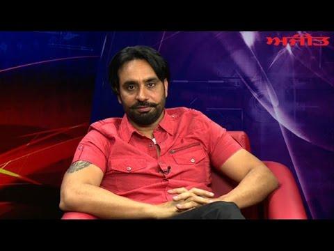 Babbu Maan Popular Singer & Actor Of Punjabi Film baaz  Interview On Ajit Web Tv. video