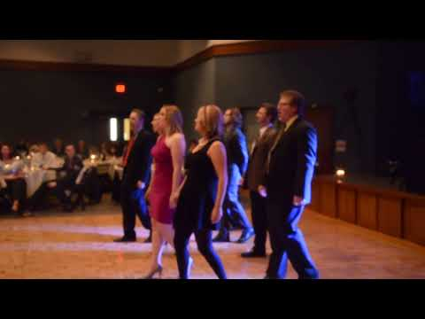 Wedding flash mob performance - Les Miserables