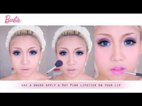 Barbie Makeup Tutorial by Emma Emma Makeup Tutorials