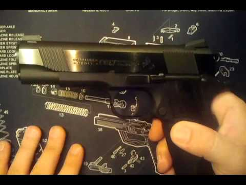 Review and Close-up of the Colt Wiley Clapp 21st Century Commander 1911