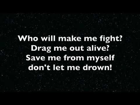 Bring Me The Horizon - Drown Lyrics video