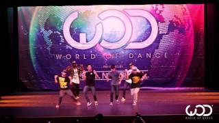 World Of Dance Seattle 2012 : MOS WANTED CREW Pt. 2