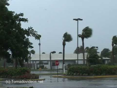 Extreme Video of Hurricane Frances