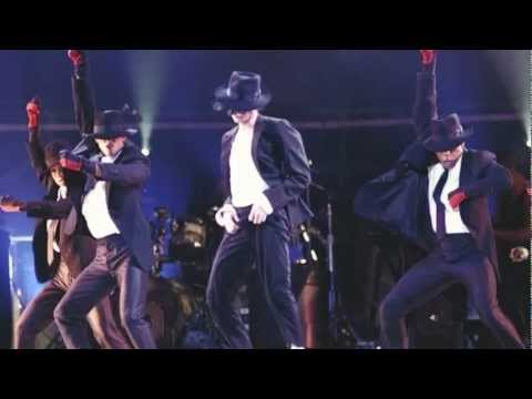 Michael Jackson - Dangerous (live) - Dwt Argentina (pro) (audio Only) video