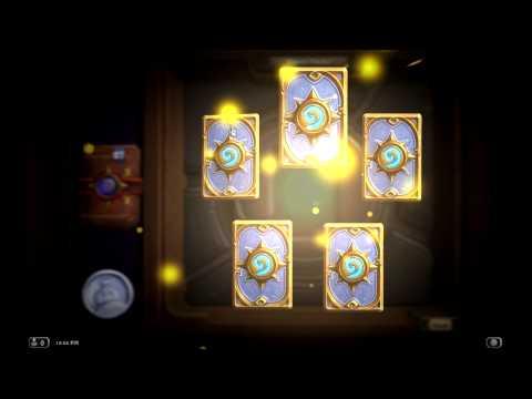 Hearthstone Bonus Video: 40 Packs - The Hunt for Legendaries #2