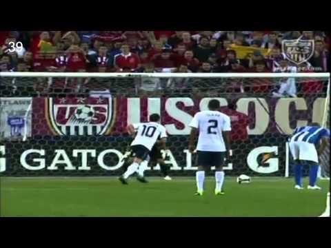 Landon Donovan 57 Goals