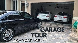 Garage Tour! (4 car garage)