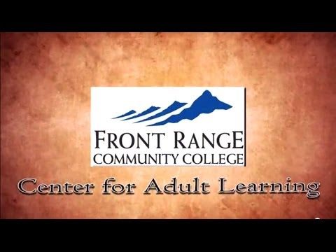 Front Range Community College Center for Adult Learning