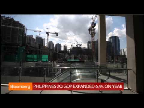 Philippines economy grew 6.4 percent, beat estimates