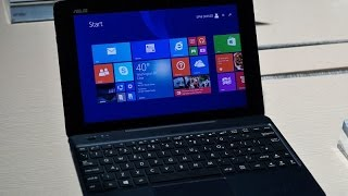 New Asus Transformer Book T100 Chi Review - CES 2015