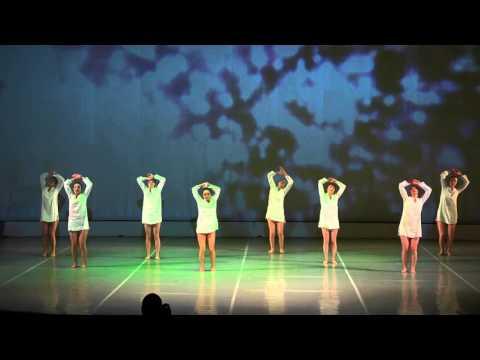 Отчетный  концерт 30 мая 2015 года в Концертном зале отеля Санкт-Петербург. Джаз Модерн, хореограф Татьяна Ершова