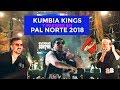 Kumbia Kings y PeeWee escenario sorpresa Pal Norte #TecatePalNorte18 -