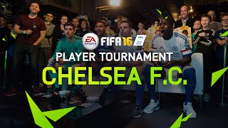 FIFA 16 - Chelsea FC Player Tournament - Zouma, Courtois, Loftus-Cheek, Azpilicueta