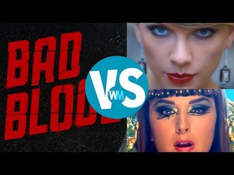 Taylor Swift Vs. Katy Perry