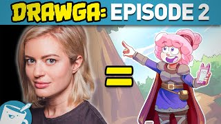 Bone Gnome Drones & Itty Bitty Kitties (ft. Elyse Willems) | Drawga Episode 2