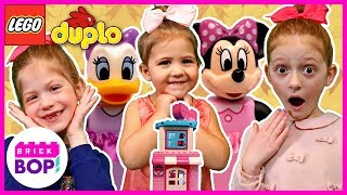LEGO Duplo Minnie Mouse Bow-Tique Unboxing and Review! #10844