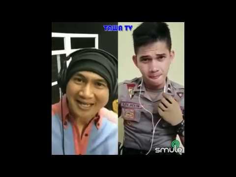 Duet Smule Keren Anji Feat Polisi Ganteng Bersuara Merdu - DIA