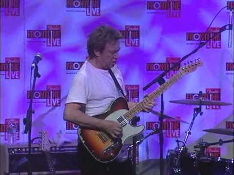 Fender® Frontline Live from Winter NAMM 2007:Andy Summers(3)
