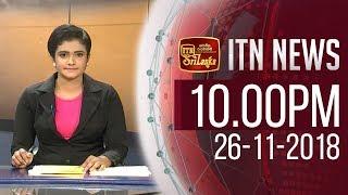 ITN News 2018-11-26 | 10.00 PM