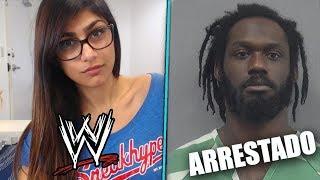 WWE Noticias: Rich Swann Arrestado & Mia Khalifa Ataca a WWE