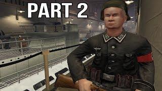 Medal of Honor Allied Assault Gameplay Walkthrough Part 2 - Submarine Base