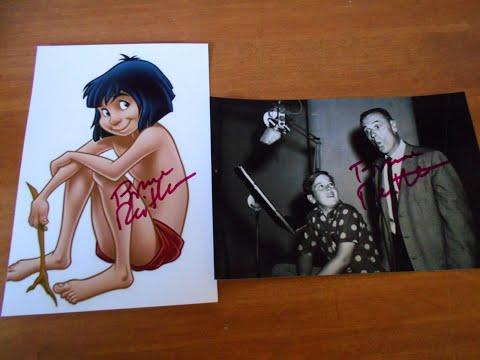 TTM Autograph Mail Day Recap Ep. #705 Mowgli