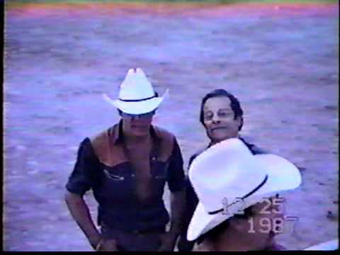 manuel  leon  en el gitano del indio juarez plaza de toros rodolfo gaona  de celaya gto 1987