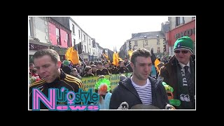 St patrick's day high for listowel
