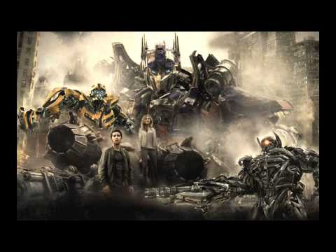 Transformers 3  - It's Our Fight (the Score - Soundtrack) video
