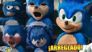 Sonic: ¡Arreglarán diseño para película! - Los mejores MEMES | SQS