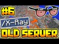 I USE HACKS FOR THE 1ST TIME!!   OLDEST SERVER IN MINECRAFT #6