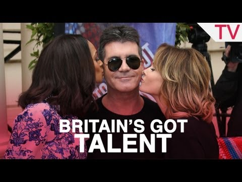 'Britain's Got Talent' - Amanda talks pants and Simon tells us who he fancies
