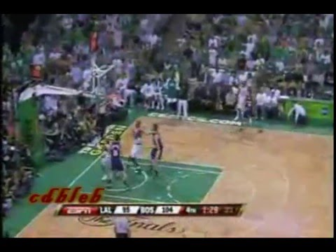 Celtics Lakers 2008 NBA Finals Complete Series Highlights
