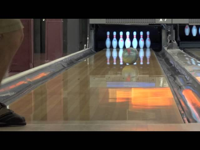 Roto Grip Sinister Bowling Ball Review by TamerBowling.com