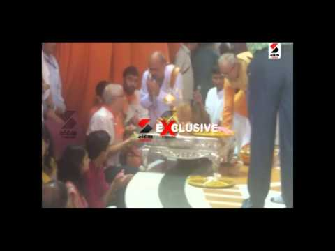 Lord Jagannath Worship by Governor in Ahmedabad || Sandesh News