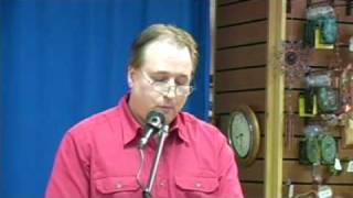 Author Joe O'Connell Reads from EVACUATION PLAN