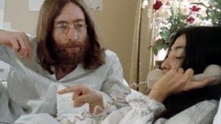 Download BED PEACE starring John Lennon & Yoko Ono 3Gp Mp4