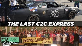 New Year's Special: The Final Running of The C2C Express