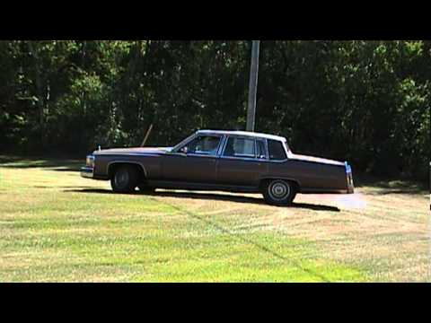 1982 Cadillac Fleetwood Brougham Diesel.mpg