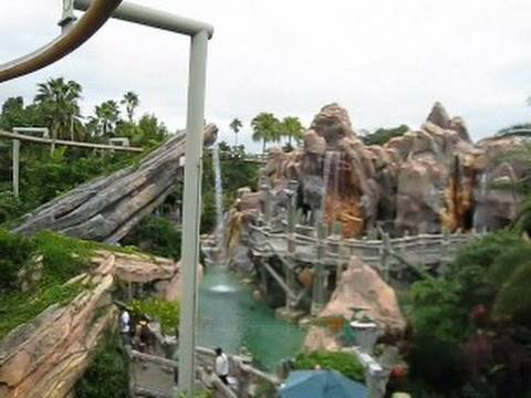 Pteranodon Flyers Front Seat on-ride POV Universal Studios Islands of Adventure Video