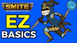 HOW TO IMPROVE IN SMITE! NEW PLAYER GUIDE! | What Should I Do When Starting Out?