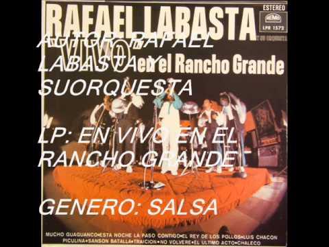 Rafael Labasta '' Sanson Batalla' video
