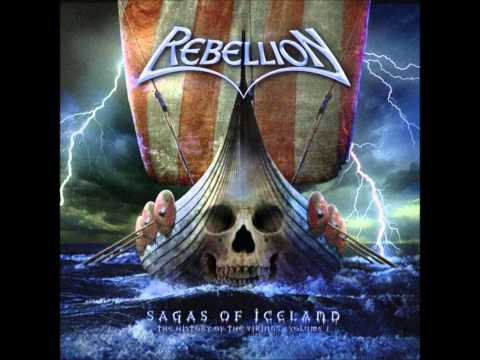 Rebellion - Sword In The Storm (The Saga Of Earl Hakon, Protector Of Norway)