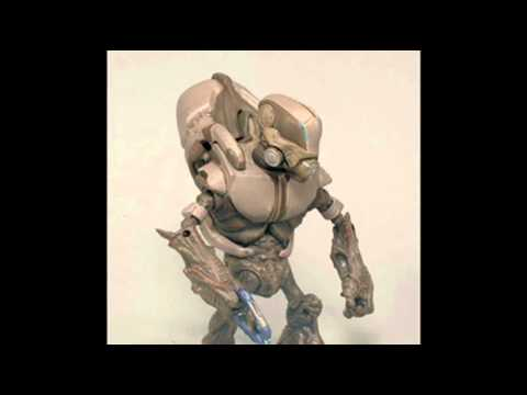 McFarlane Halo Reach Action Figures Toys Review.wmv