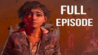 "The Walking Dead Game Season 4 EPISODE 2 Gameplay Walkthrough Part 1 ""The Final Season"""